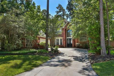 The Woodlands Single Family Home For Sale: 23 Bentgrass Place