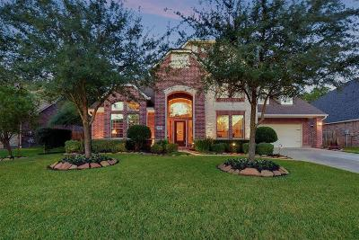Spring Single Family Home For Sale: 18218 Stockton Springs Drive