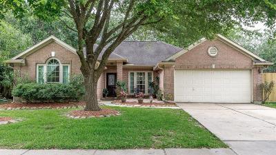 League City Single Family Home For Sale: 1243 Deer Ridge Drive