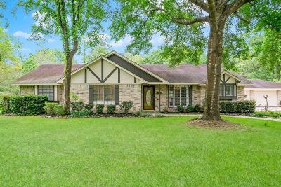 Conroe Single Family Home For Sale: 15197 Moonlight Trail