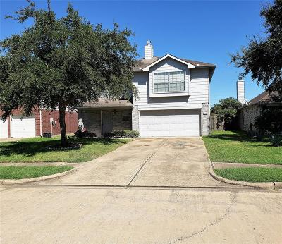 Houston TX Single Family Home For Sale: $199,900
