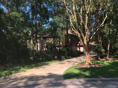 Panther Creek, The Woodlands Panther Creek, The Woodlands Panther Single Family Home For Sale: 46 Indian Clover Drive