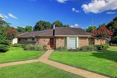 Houston Single Family Home For Sale: 8019 Richmond Avenue
