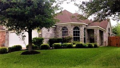 Houston TX Single Family Home For Sale: $174,900