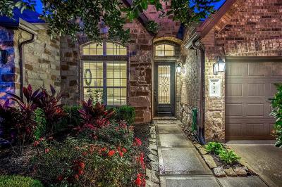 Katy Condo/Townhouse For Sale: 923 Capitan Falls Lane