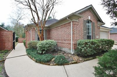 The Woodlands Single Family Home For Sale: 45 W Sienna Place