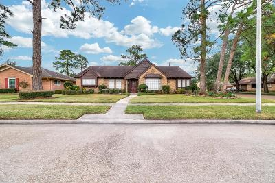 Houston Single Family Home For Sale: 1102 Creekmont Drive