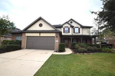 Rosenberg Single Family Home For Sale: 8814 Henrico Lane