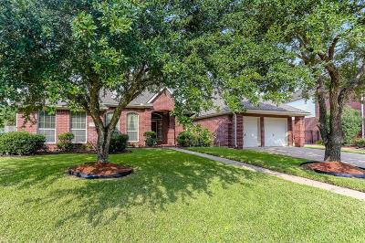 Sugar Land Single Family Home For Sale: 2706 Branchport Court