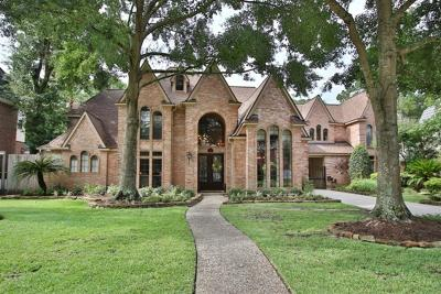 Single Family Home For Sale: 5215 Chambler Court