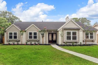 Houston Single Family Home For Sale: 2811 Durban Drive