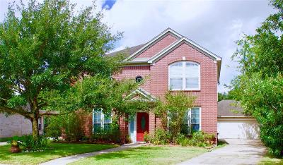 Katy Single Family Home For Sale: 2031 Monarch Hollow Lane
