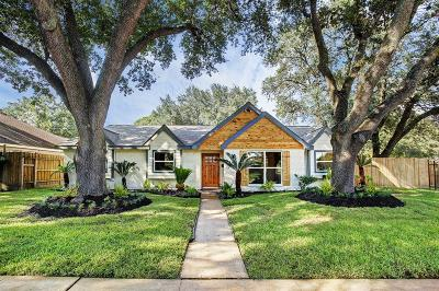 Houston Single Family Home For Sale: 5902 Yarwell Drive