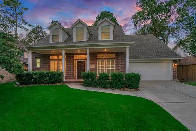 The Woodlands Single Family Home For Sale: 31 Agate Stream Place