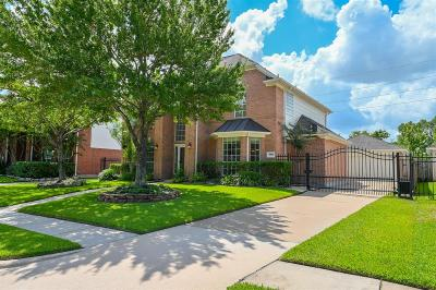 Houston Single Family Home For Sale: 9615 Parmer Court