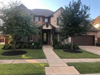 Cypress Single Family Home For Sale: 19530 Salado Creek Court