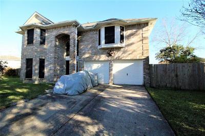 Kemah Single Family Home For Sale: 607 Oak Glen Drive