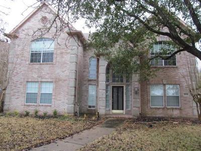 Seabrook Single Family Home For Sale: 2309 Acadiana Lane