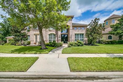 Fort Bend County Single Family Home For Sale: 15 Commanders Cove