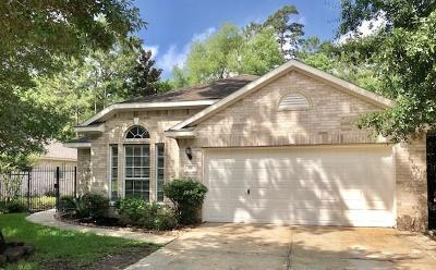 The Woodlands Single Family Home For Sale: 58 W Foxbriar Forest Circle
