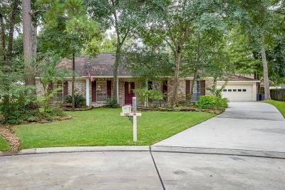 Spring Single Family Home For Sale: 29100 Cedarwood