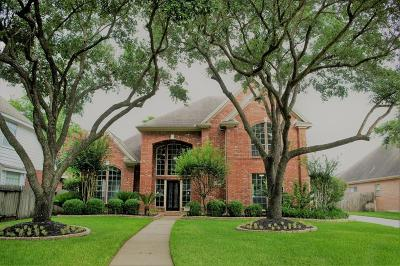 Sugar Land Single Family Home For Sale: 2707 Scarlet Sunset Court