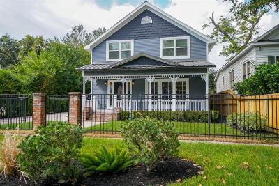 Houston Single Family Home For Sale: 211 E E 22nd Street Street