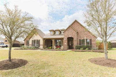 Cypress TX Single Family Home For Sale: $524,900