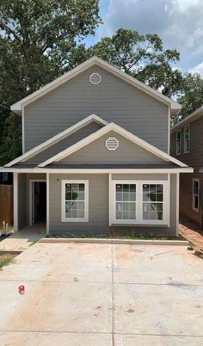 Single Family Home For Sale: 16909 Glenheath