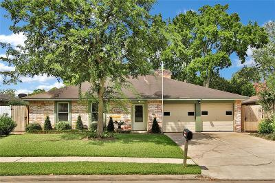 Friendswood Single Family Home For Sale: 16730 David Glen Drive