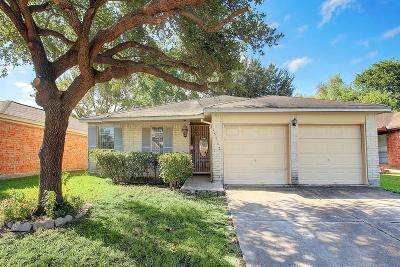Channelview Single Family Home For Sale: 15342 Cheshunt Ln