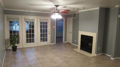 Houston Condo/Townhouse For Sale: 16800 Sugar Pine Drive #F42