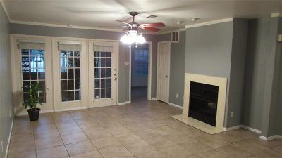 Houston TX Condo/Townhouse For Sale: $78,000