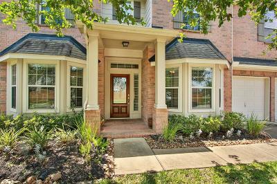 Tomball Single Family Home For Sale: 12611 Arlington Meadows Lane
