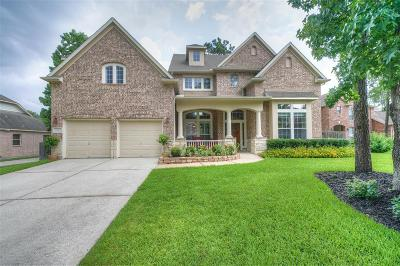The Woodlands Single Family Home For Sale: 7 Barlow Court