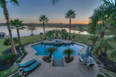 Montgomery Single Family Home For Sale: 11352 Lake Oak Drive