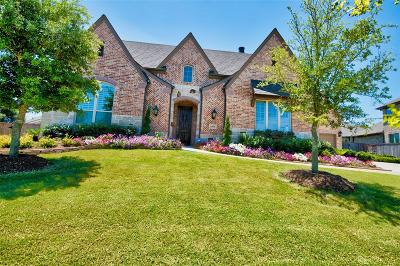 Fulshear Single Family Home For Sale: 5519 Crest View Terrace Court
