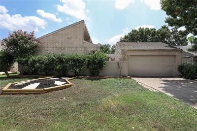 Houston Single Family Home For Sale: 15419 Peermont Street