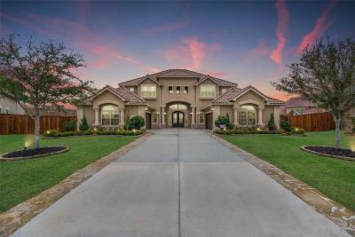 Katy Single Family Home For Sale: 1802 Katy Shadow Lane