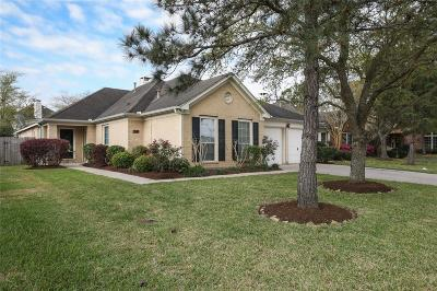 League City TX Single Family Home For Sale: $270,000