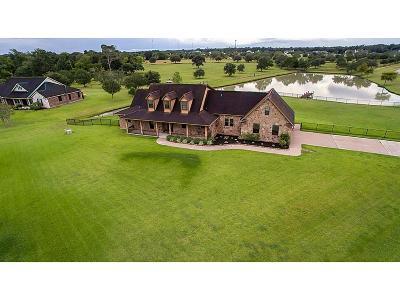 Dickenson, Dickinson Single Family Home For Sale: 203 Quail Ridge Lane