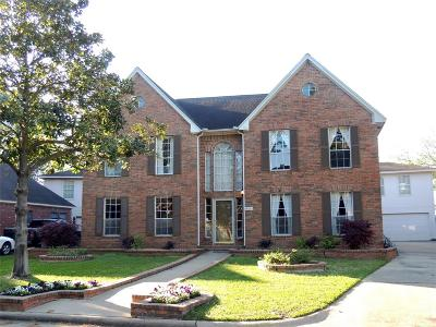 Single Family Home For Sale: 15219 New Hastings Drive