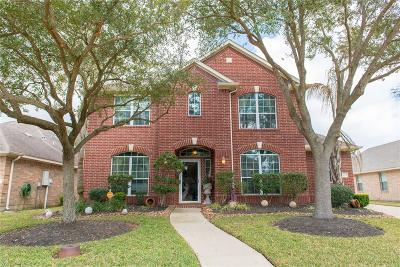 League City, League Single Family Home For Sale: 4508 Biscayne Bend Lane