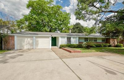 Houston Single Family Home For Sale: 7702 Richmond Avenue
