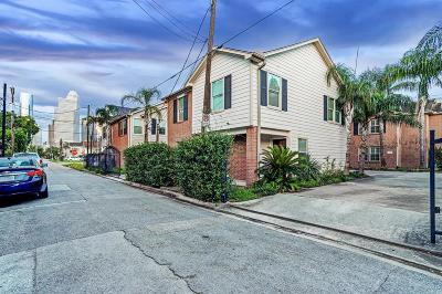 Houston Single Family Home For Sale: 1415 Ruthven Street