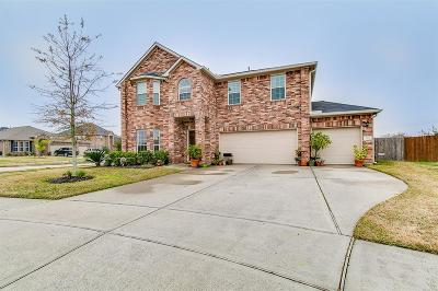 La Marque Single Family Home For Sale: 810 Brushfield Court
