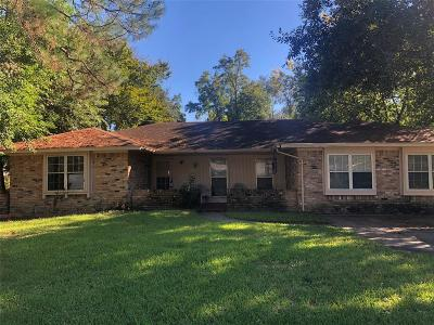 Jersey Village Single Family Home For Sale: 15721 Acapulco Drive