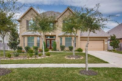 Richmond Single Family Home For Sale: 20922 Tranquil Shores Dr