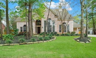 The Woodlands Single Family Home For Sale: 170 Golden Shadow Circle