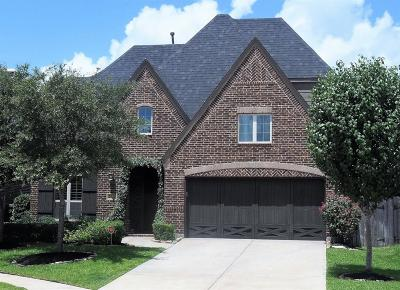 Katy Single Family Home For Sale: 2942 Fair Chase Drive